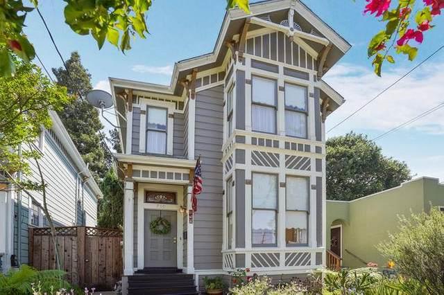 750 Pacific Avenue, Alameda, CA 94501 (#ML81786957) :: Armario Venema Homes Real Estate Team