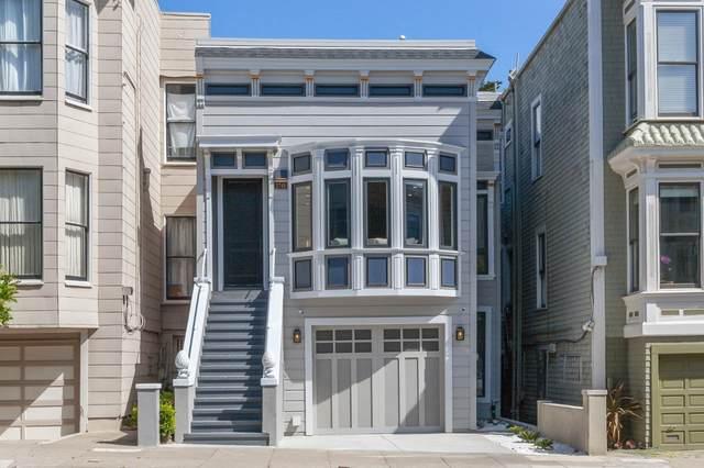 2748 Bush Street, San Francisco, CA 94115 (#ML81793370) :: Realty World Property Network