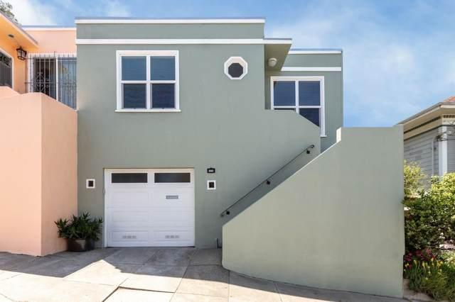 892 Girard Street, San Francisco, CA 94134 (#ML81793397) :: Realty World Property Network