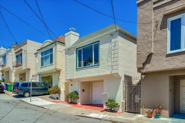 61 Saint Charles Avenue, San Francisco, CA 94132 (#ML81793929) :: Realty World Property Network