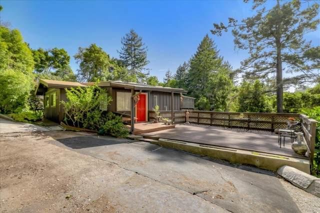 2269 Redwood Drive, Aptos, CA 95003 (#ML81792876) :: Armario Venema Homes Real Estate Team