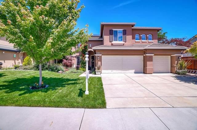 1429 Goshawk Court, Gilroy, CA 95020 (#ML81793785) :: Armario Venema Homes Real Estate Team
