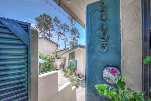24493 San Mateo Avenue, Carmel, CA 93923 (#ML81794110) :: Realty World Property Network