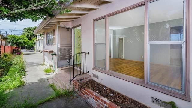451 Taylor Avenue, Alameda, CA 94501 (#ML81794204) :: The Grubb Company