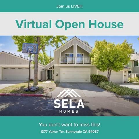 1377 Yukon Terrace, Sunnyvale, CA 94087 (#ML81793476) :: J. Rockcliff Realtors