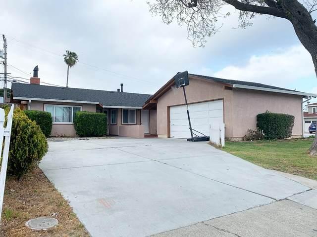 1801 Bahia Street, San Mateo, CA 94403 (#ML81794977) :: J. Rockcliff Realtors