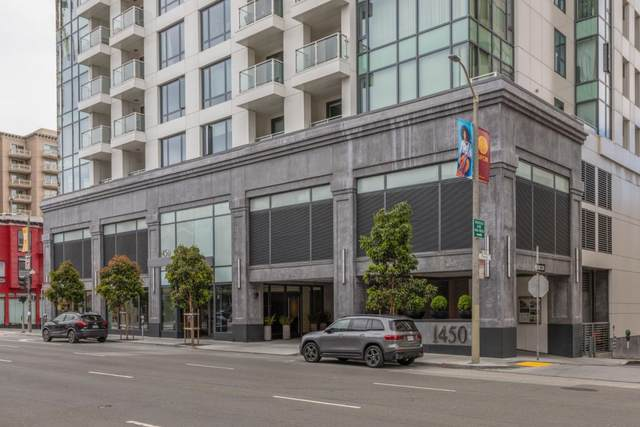 1450 Franklin Street #402, San Francisco, CA 94109 (#ML81795083) :: Blue Line Property Group