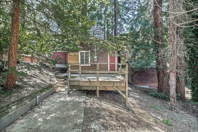 815 Encino Drive, Aptos, CA 95003 (#ML81794915) :: The Grubb Company
