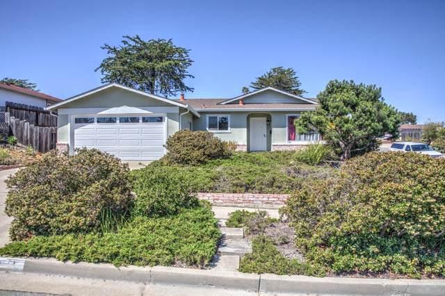 341 Parson Circle, Marina, CA 93933 (#ML81799511) :: Armario Venema Homes Real Estate Team