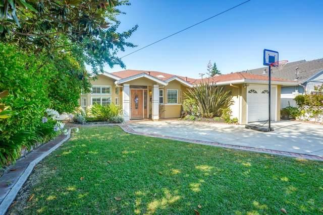 554 Cypress Avenue, Sunnyvale, CA 94085 (#ML81799539) :: The Lucas Group