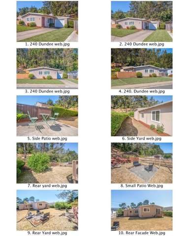 240 Dundee Drive, South San Francisco, CA 94080 (#ML81799290) :: Armario Venema Homes Real Estate Team