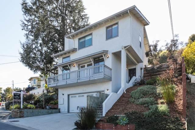206 Hillcrest Road, San Carlos, CA 94070 (#ML81799522) :: Armario Venema Homes Real Estate Team