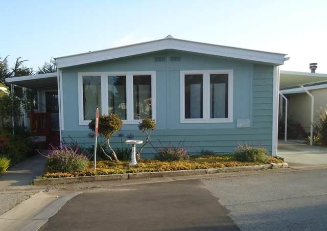 143 Creekside Drive #143, Half Moon Bay, CA 94019 (#ML81799594) :: Armario Venema Homes Real Estate Team