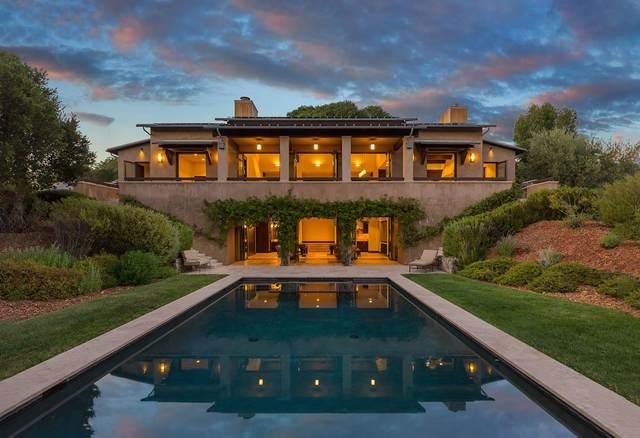380 Cervantes Road, Portola Valley, CA 94028 (#ML81798732) :: Armario Venema Homes Real Estate Team