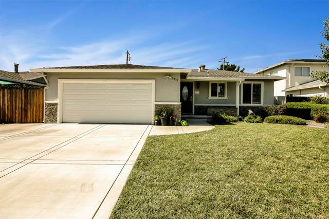 1833 Crowder Avenue, San Jose, CA 95124 (#ML81799973) :: RE/MAX Accord (DRE# 01491373)