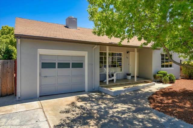1115 Nilda Avenue, Mountain View, CA 94040 (#ML81799077) :: The Grubb Company