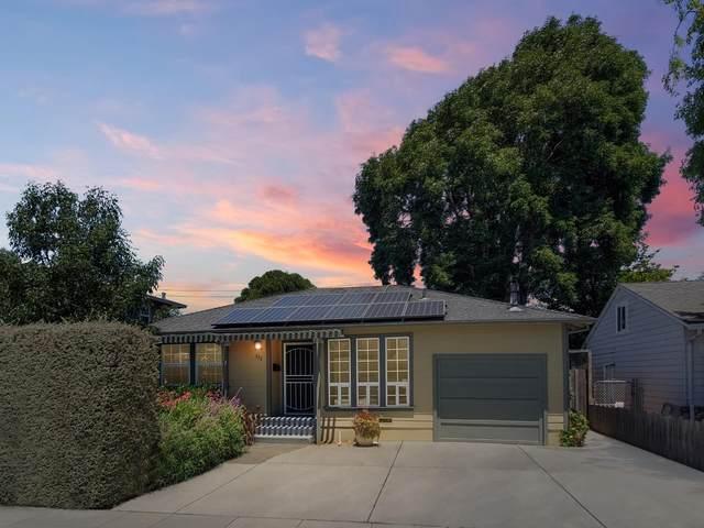 330 Cavanaugh Street, San Mateo, CA 94401 (#ML81800257) :: The Grubb Company
