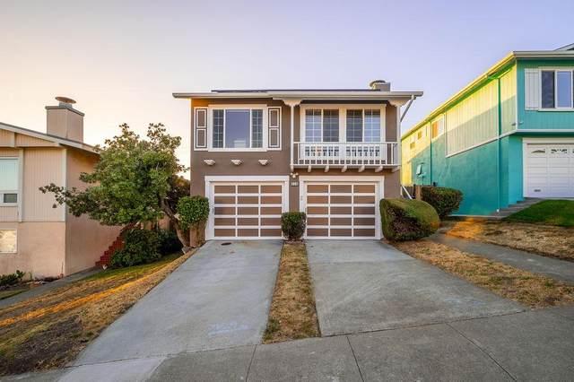 318 Magellan Drive, Pacifica, CA 94044 (#ML81799774) :: The Grubb Company