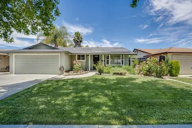443 Santa Mesa Drive, San Jose, CA 95123 (#ML81799377) :: Armario Venema Homes Real Estate Team