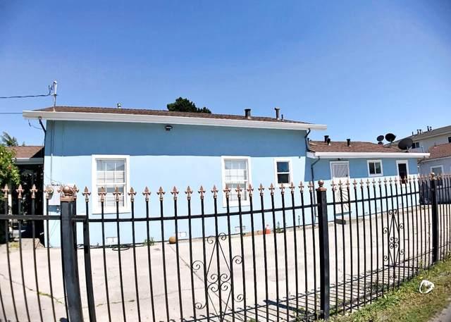 1922 Potrero Avenue, Richmond, CA 94804 (#ML81800531) :: Kendrick Realty Inc - Bay Area