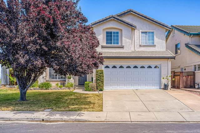 8080 Canyon Creek Circle, Pleasanton, CA 94588 (MLS #ML81800860) :: Paul Lopez Real Estate