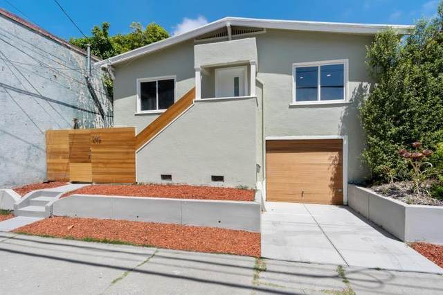 1096 63rd Street, Oakland, CA 94608 (#ML81802153) :: Armario Venema Homes Real Estate Team