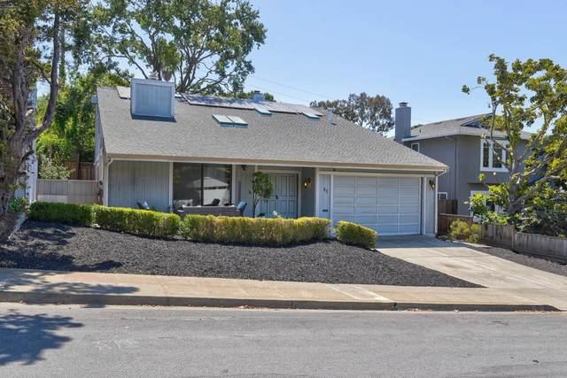 51 Foss Drive, Redwood City, CA 94062 (#ML81804242) :: Armario Venema Homes Real Estate Team