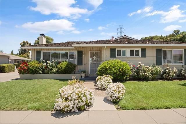 2376 Pauline Drive, San Jose, CA 95124 (#ML81803749) :: Armario Venema Homes Real Estate Team