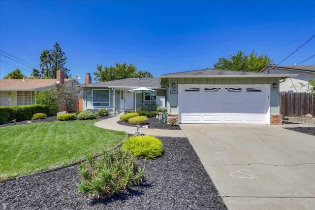 998 Madrone Way, Livermore, CA 94550 (#ML81805030) :: Armario Venema Homes Real Estate Team