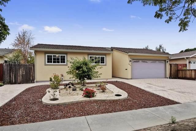 4235 La Cosa Avenue, Fremont, CA 94536 (#ML81805423) :: Armario Venema Homes Real Estate Team