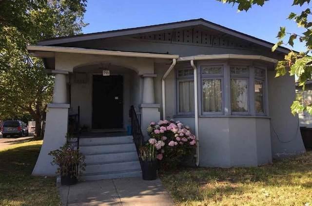 996 40th Street, Oakland, CA 94608 (#ML81806115) :: The Grubb Company