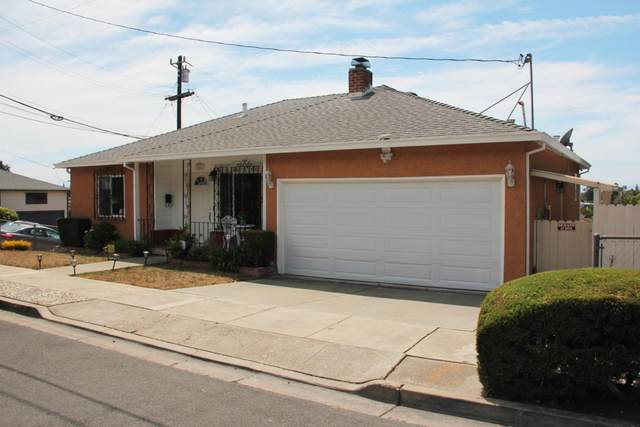 25761 Spring Drive, Hayward, CA 94542 (#ML81806295) :: The Grubb Company