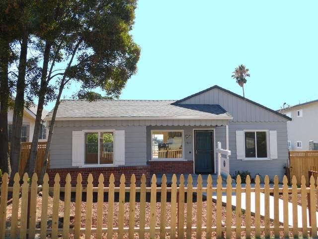 7811 Ney Avenue, Oakland, CA 94605 (#ML81811368) :: Blue Line Property Group