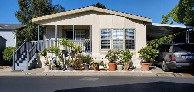 1469 Salamanca Avenue #129, Hayward, CA 94544 (#ML81811946) :: The Lucas Group