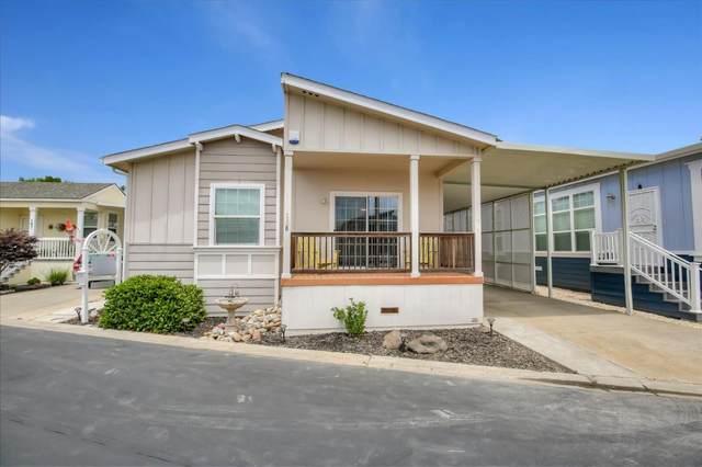 3263 Vineyard Avenue #168, Pleasanton, CA 94566 (#ML81811949) :: Realty World Property Network