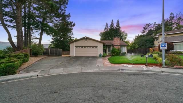 5804 Kipling Drive, El Sobrante, CA 94803 (#ML81811965) :: Armario Venema Homes Real Estate Team