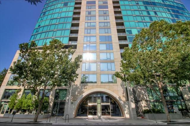 38 N Almaden Boulevard #1218, San Jose, CA 95110 (#ML81812124) :: Real Estate Experts