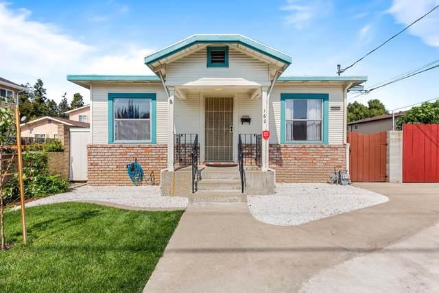 160 Medford, Hayward, CA 94541 (#ML81812587) :: The Lucas Group