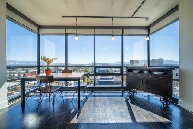 88 E San Fernando Street #1704, San Jose, CA 95113 (#ML81812892) :: Real Estate Experts
