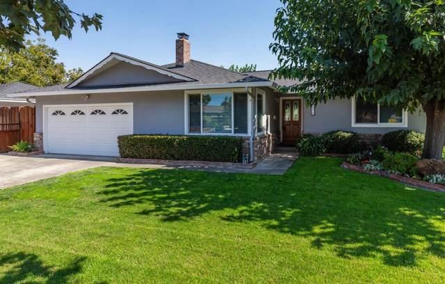 1018 Woodbine Way, San Jose, CA 95117 (#ML81812958) :: Real Estate Experts