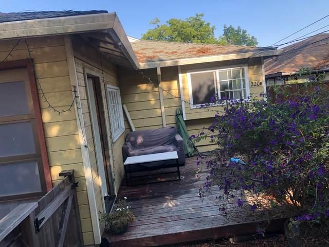 220 Storey Street, Santa Cruz, CA 95060 (#ML81812959) :: Real Estate Experts