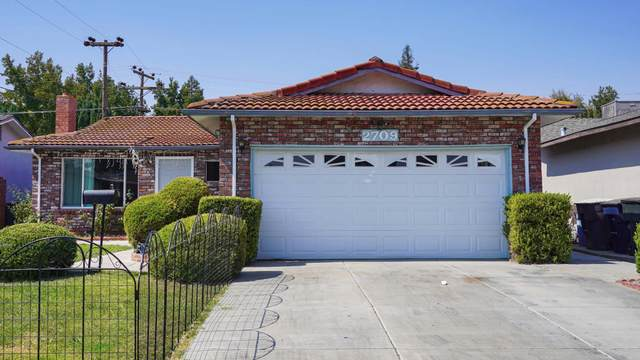 2709 Buthmann Avenue, Tracy, CA 95376 (#ML81813056) :: Realty World Property Network
