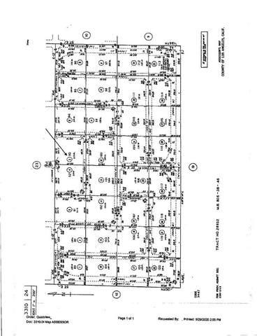 0 Vac/Cor Avenue E13/Vic 132, Lancaster, CA 93535 (#ML81813647) :: Excel Fine Homes