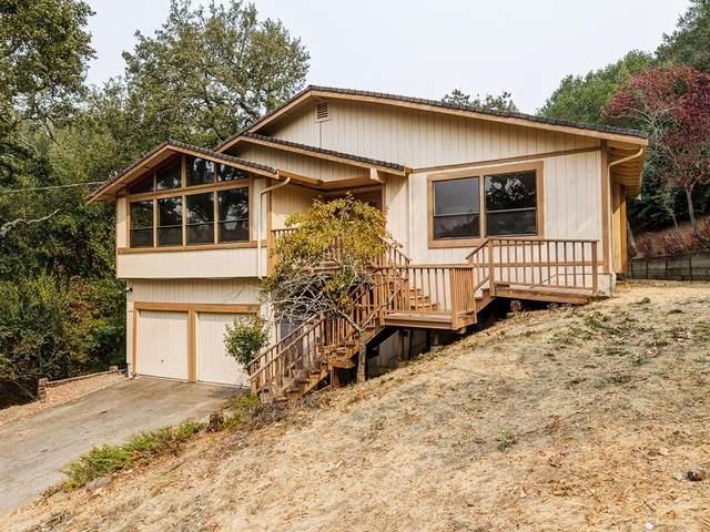 15 Manzanita Terrace, Orinda, CA 94563 (#ML81814238) :: Paradigm Investments