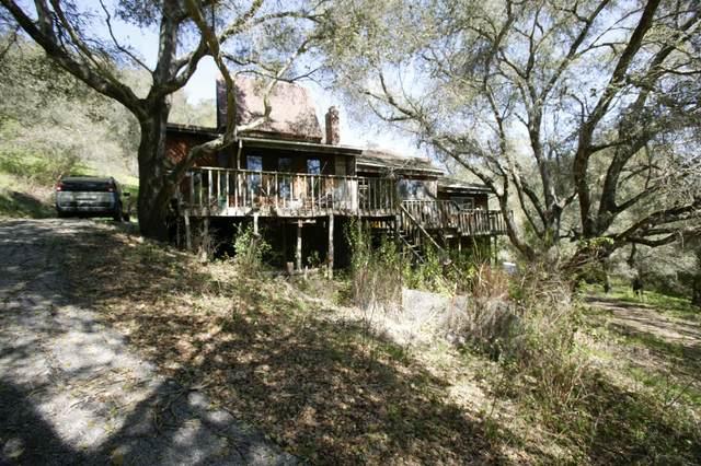255 Jupiter Terrace, Santa Cruz, CA 95065 (#ML81816012) :: The Grubb Company