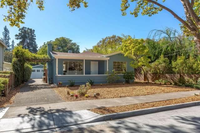 1112 Fulton Street, Palo Alto, CA 94301 (#ML81816417) :: J. Rockcliff Realtors