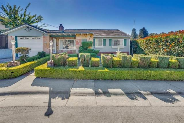 195 Balboa Way, San Bruno, CA 94066 (#ML81816445) :: J. Rockcliff Realtors