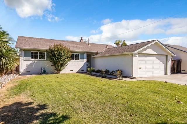 1021 Steinway Avenue, Campbell, CA 95008 (#ML81816446) :: J. Rockcliff Realtors