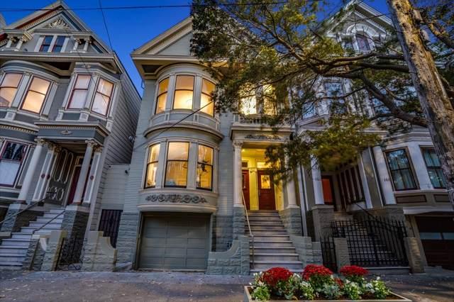 1655 Page Street, San Francisco, CA 94117 (#ML81816658) :: RE/MAX Accord (DRE# 01491373)