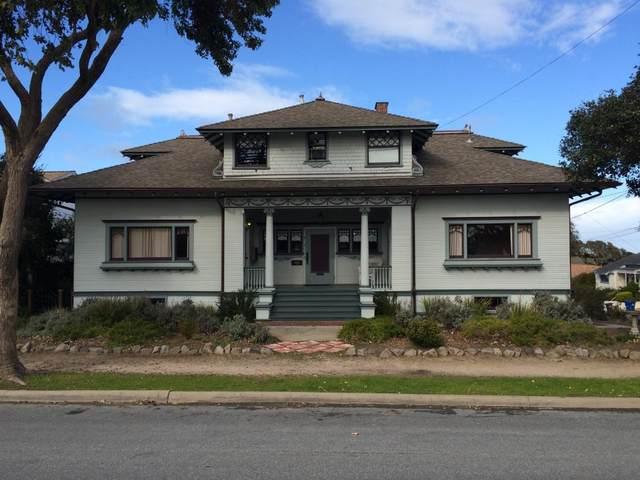 744 Pine Avenue, Pacific Grove, CA 93950 (#ML81817121) :: The Lucas Group